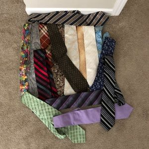 Other - Lots of 16 ties